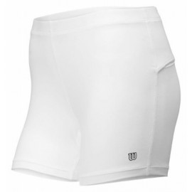 Compression Short Wilson- Blanc