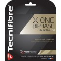 Cordage Tecnifibre X-One Biphase 1,30 - set 12 Mètres
