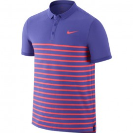 Polo Nike Homme Advantage - Mauve