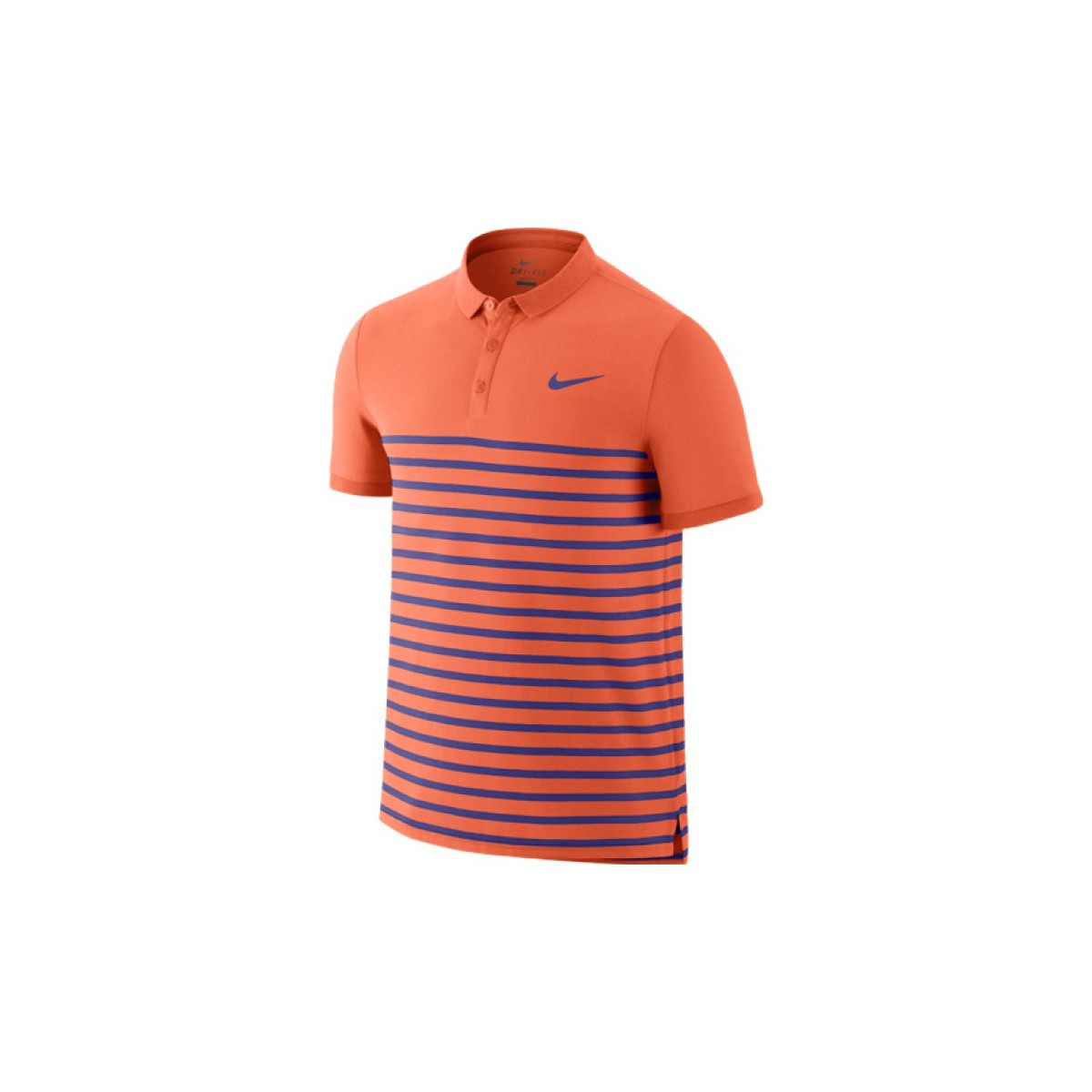 Polo Nike Homme Advantage - Orange