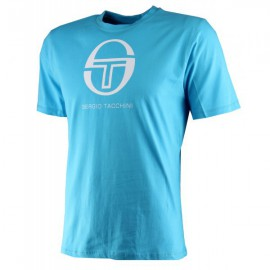 T-shirt Tachini Ace bright Turquoise