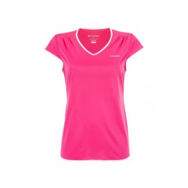 Cool polo Lady F1 Tecnifibre - Pink