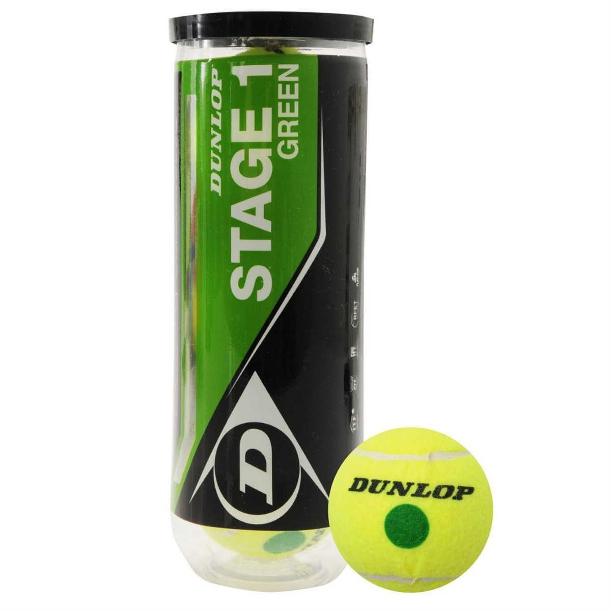 Dunlop Stage 3 - Red