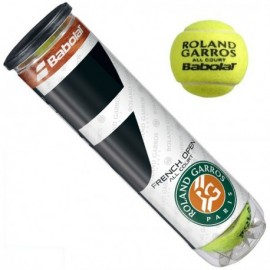 Balle de tennis Babolat French open All Court