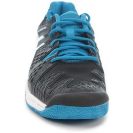 Asics Men Gel Resolution 6 clay black / Blue Jewel / White