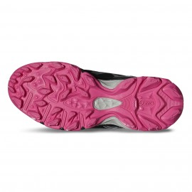 Asics Gel BlackHeath 6 GS - Hot Pink / Silver / Black