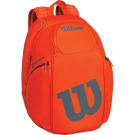 Wilson Burn Backpack Orange / Grey