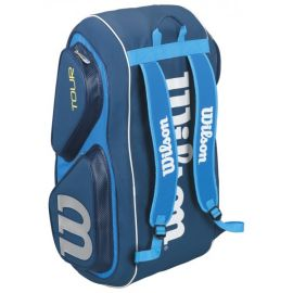 Sac de tennis Wilson Tour V 15 Pack Blue