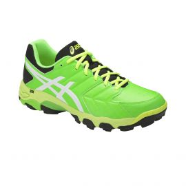 Asics Gel BlackHeath 6 - Safety Yellow / Silver / Black