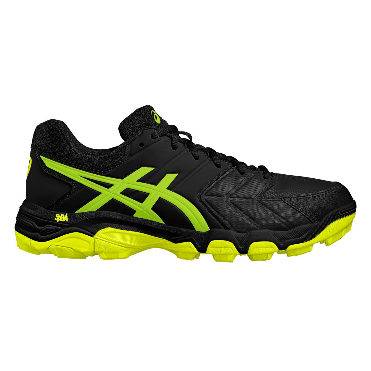 Asics Gel BlackHeath 6 - Green Gecko / White / Black