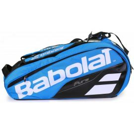 Sac de tennis Babolat Pure Line - Racket Holder x 6 Bleu / Blanc