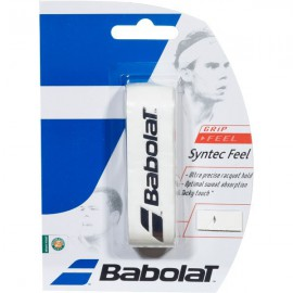 Grip Babolat Syntec Feel - Blanc