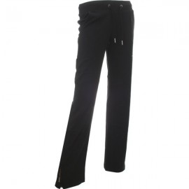 Lady cotton pants Tecnifibre - Noir