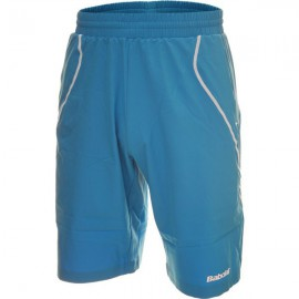 Short XLong Babolat match performance - Bleu